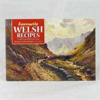 Favourite Recipes Book - Welsh Recipes 60g