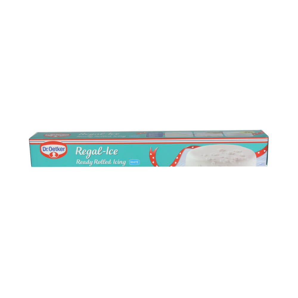 Dr Oetker Icing - Regal Ice Ready Rolled  450g