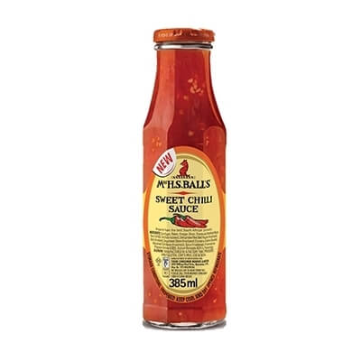 Mrs Balls Sweet Chilli Sauce (Kosher) 385ml