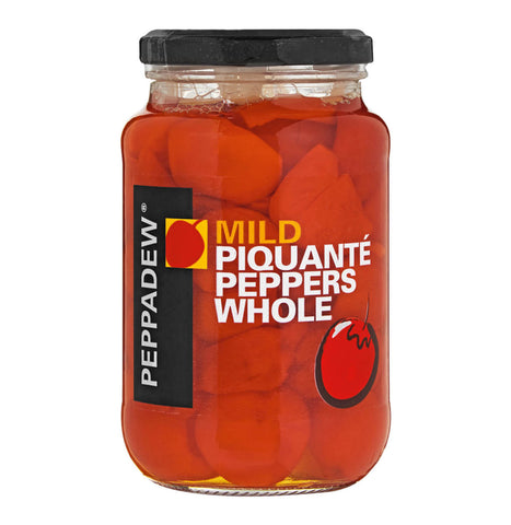 Peppadew peppers - Mild Piquante Peppers Whole 400g