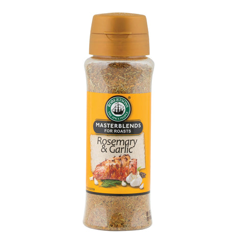 Robertsons Spice - Masterblends for Roasts - Rosemary and Garlic (Kosher) 200ml