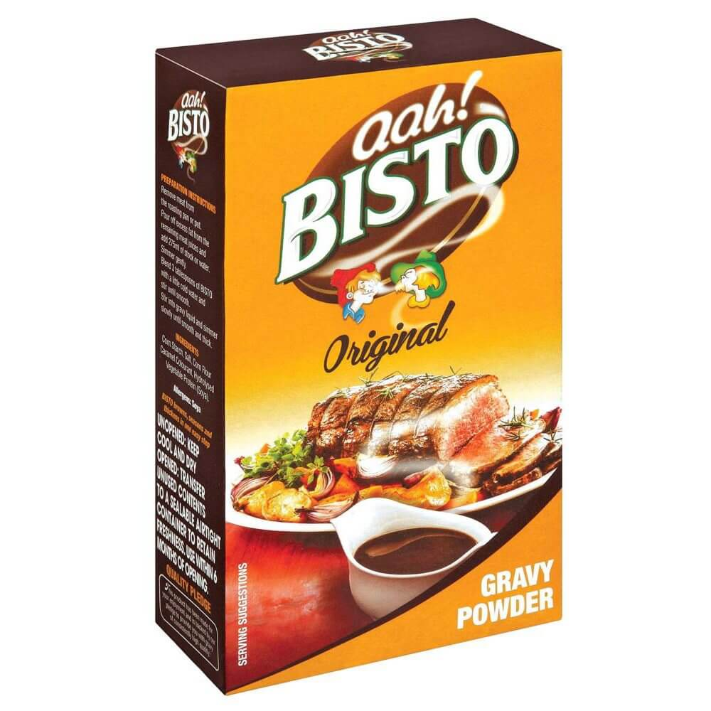 Bisto Original Gravy Powder Box (Kosher) 250g