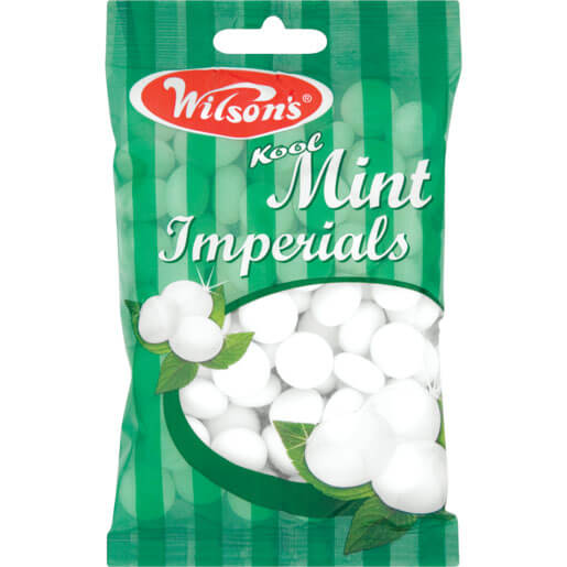 Wilsons Mint Imperials Bag (Kosher) 200g - African Hut