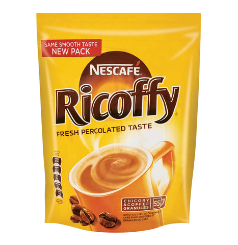 Nestle Ricoffy Flexibag (Refill Bag for your Tin) (Kosher) 150g