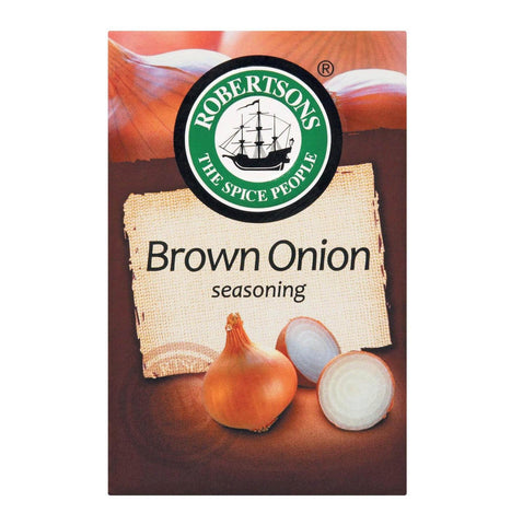 Robertsons Spice - Brown Onion Refill Box 80g