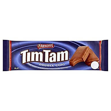 Arnotts TimTam - Double Coat (Pack of 9 Biscuits) 200g - African Hut