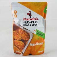 Nandos Cook and Coat Medium Sauce Pouch 120g