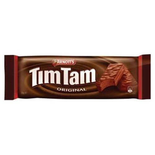 Arnotts TimTam - Original (Pack of 11 Biscuits) 200g - African Hut