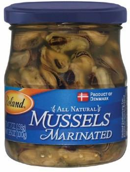 Roland Marinated Mussels 198g