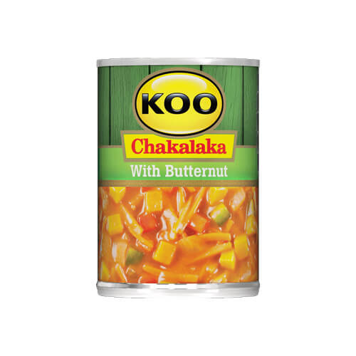 Koo Chakalaka - with Butternut (Kosher) 410g