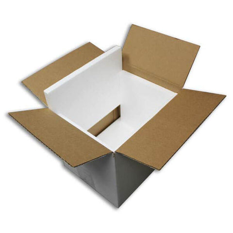 A International Brands Thermal Shipping Box. For orders Requiring Damage Protection 800g