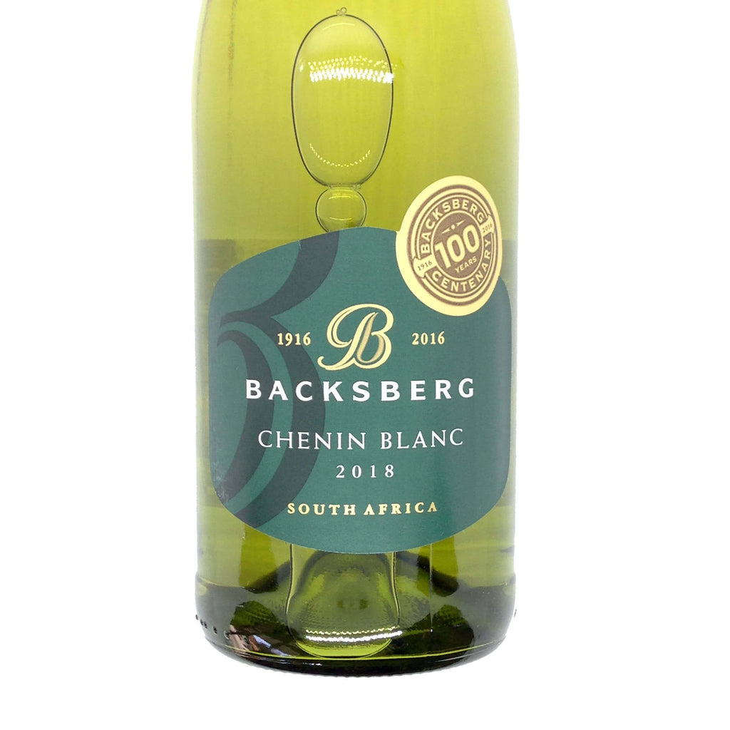 Backsberg Wine - Chenin Blanc 2018 750ml