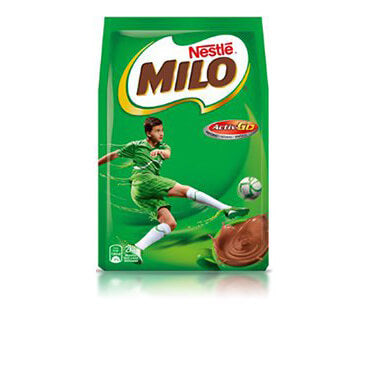 Nestle Milo Drink Pouch (Kosher) 120g
