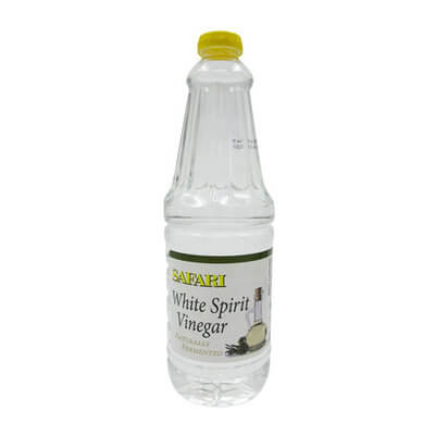 Safari White Spirit Vinegar (Kosher) 750ml