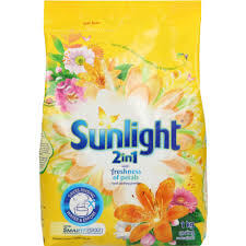Sunlight Hand Washing Powder Spring Sensations 1kg