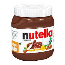Nutella Spread (Made in Germany) 450g