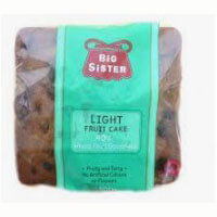 Big Sister Lightly Fruited Cake with 40% Mixed Fruit Goodness 800g