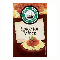 Robertsons Spice - Mince Refill Box 79g
