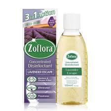 Zoflora Concentrated Disinfectant - Lavender Escape Fragrance 120ml
