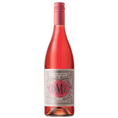 DeMorgenzon DMZ Wine - Rose 2018 750ml