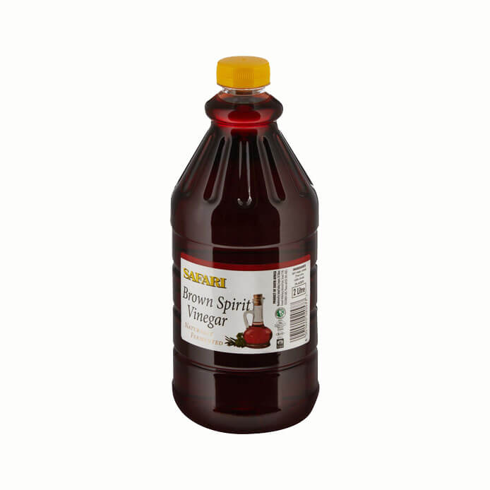 Safari Vinegar - Brown (Kosher) 2L