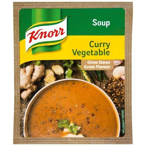 Knorr Soup - Curry Vegetable 50g