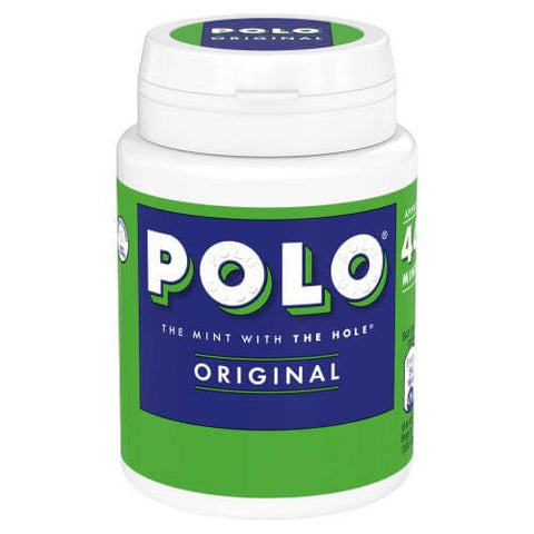 Nestle Polo - Pot Original Mint 66g