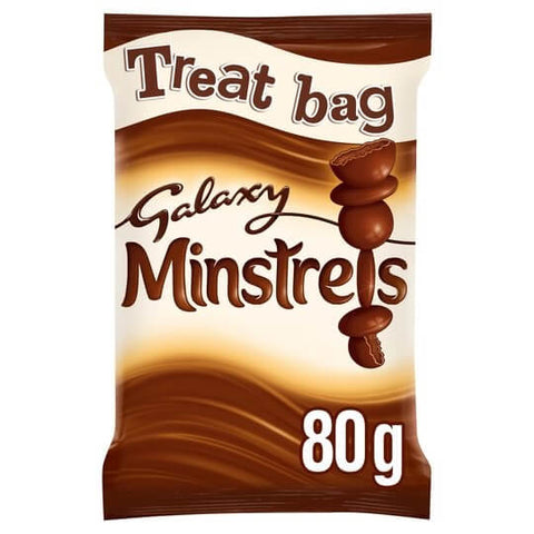 Mars Galaxy - Minstrels Treat Bag  80g