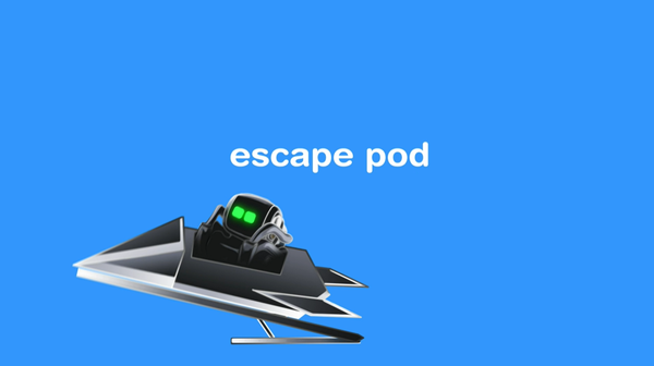 Vector Escape Pod