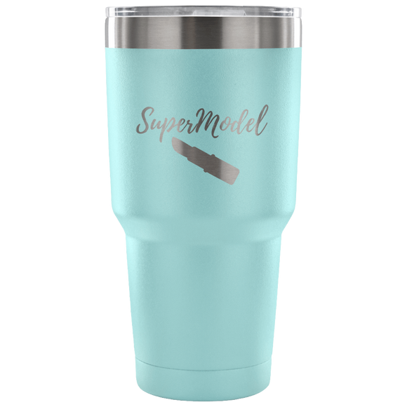 Super Model Etched Tumbler