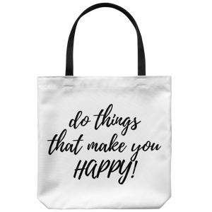 Do the Things Tote Bag