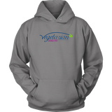Vegetarian and Fit Logo 1 Hoodie