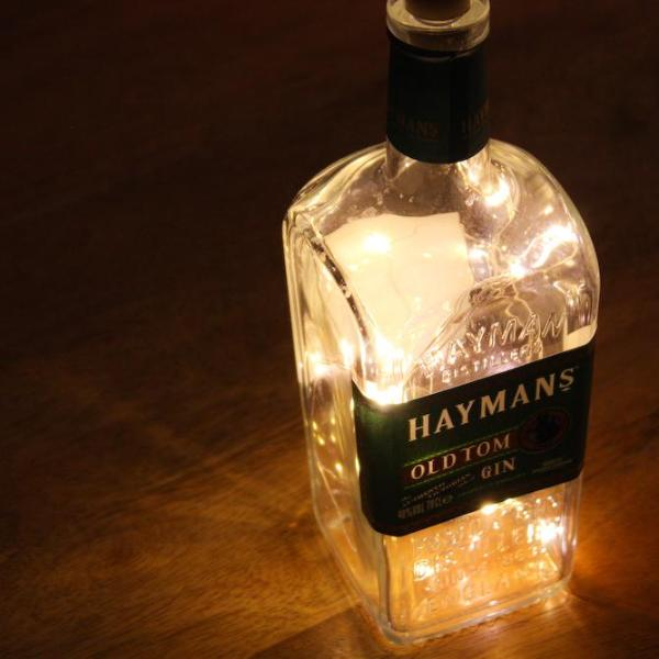 """Hayman's Old Tom"" Gin Bottle Light"