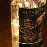 """Sipsmith"" Gin Bottle Light"
