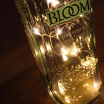 """Bloom"" Gin Bottle Light"