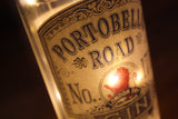"""Portobello Road"" Gin Bottle Light"