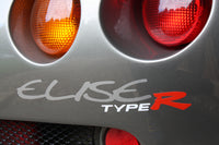 """TYPE R"" decal"