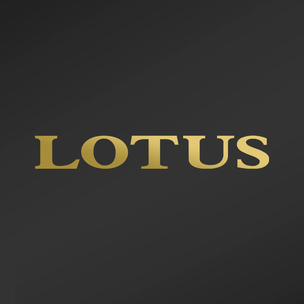 LOTUS vinyl decal