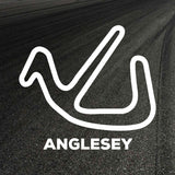 Anglesey Circuit Outline decal