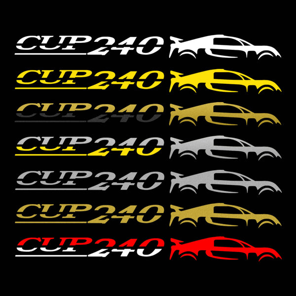 Lotus Exige CUP 240 decal