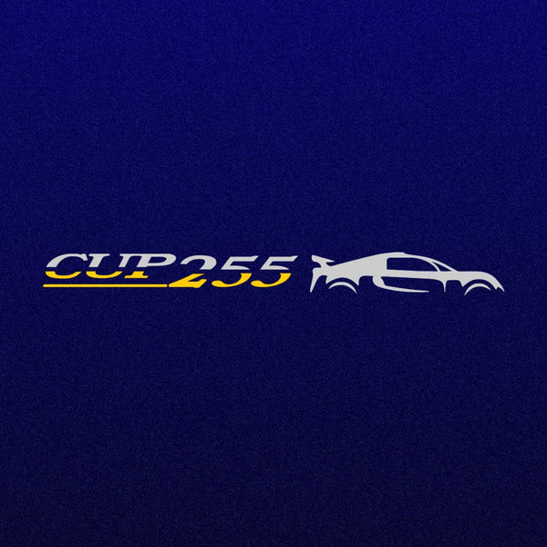 Lotus Exige CUP 255 decal