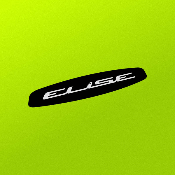 S3 Elise / Exige / 3-Eleven logo side repeater sticker