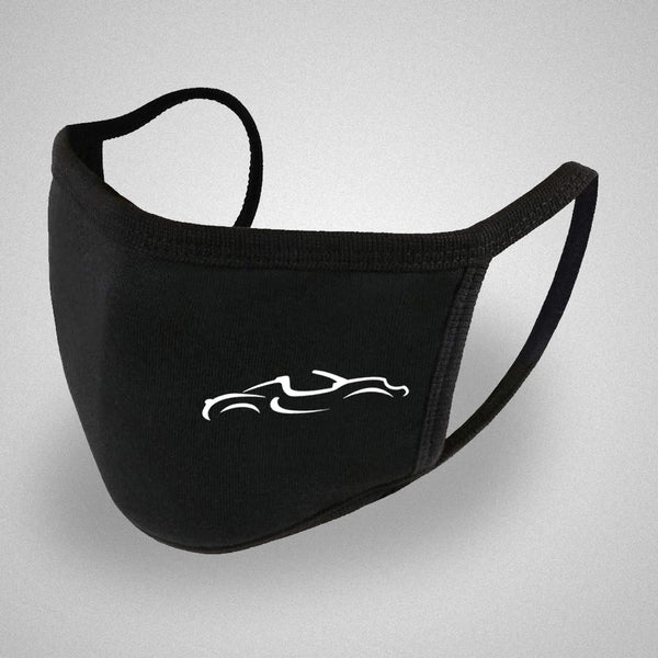 Lotus Elise S1 / Exige S2/S3 silhouette fashion mask / face covering