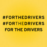 #FORTHEDRIVERS Lotus slogan decal