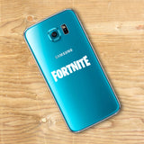 FORTNITE logo Wall Art Decal + 2 FREE small decals