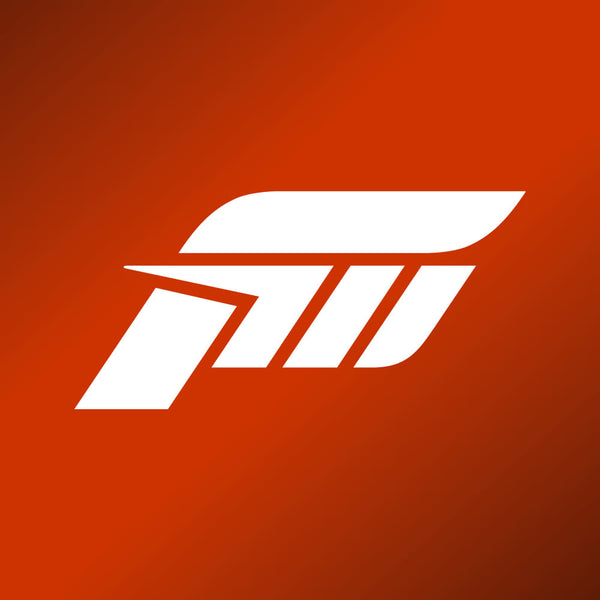 Forza Motorsport logo decal