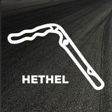 Hethel (Lotus Test Circuit) Outline decal