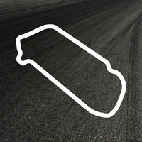 Llandow Circuit Outline decal