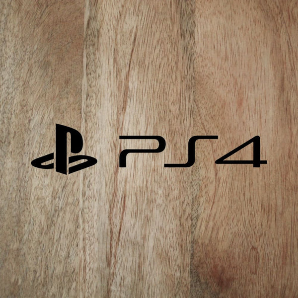 PS4 decal