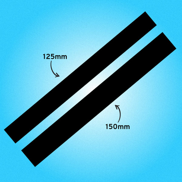 Trim-to-fit sunstrip (to suit most modern Lotus car windscreens)